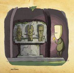 Candle Totems
