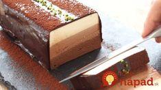Schokoladenkäsekuchen No-Bake Chocolate Cheesecake HidaMari Cooking Sweets Recipes, No Bake Desserts, Delicious Desserts, No Bake Chocolate Cheesecake, Cupcake Cakes, Cupcakes, Cinnamon Roll Pancakes, Savarin, Healthy Cake