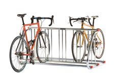 "Schwinn Grid Rack 10 Bike Double Sided Parking Rack, Silver. Double sided parking system for up to 10 bikes. Easy to load and unload bikes of all sizes and accommodates wide variety of tire sizes. Heavy duty commercial grade steel construction and complete welded main frame. Electroplated with Ultra Seal finish, providing superior weather resistance. Rack dimensions: 62""x38""x31"". Ceiling Decor, Ceiling Design, Ceiling Ideas, Light Diffuser Panel, Drop Ceiling Basement, Indoor Bike Storage, Ceiling Light Covers, Fluorescent Light Covers, Ceiling Fan Installation"