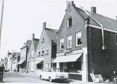 Langenoordstraat 124, de Jaminwinkel van Geleijns