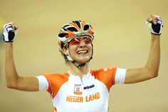 Marianne Vos - Cycling ~Track - Beijing Olympics 2008 - Womens Points Race