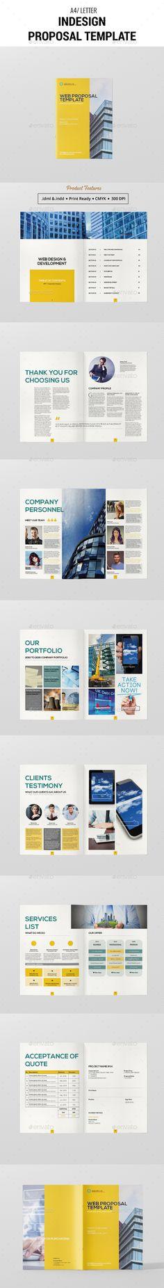Cloud Sever Proposal Template Template, Proposals and Customize - interior design proposal template