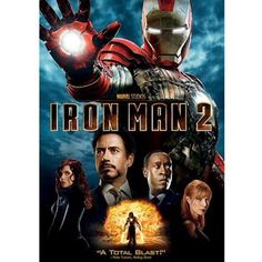 Iron Man 2 (dvd), Y