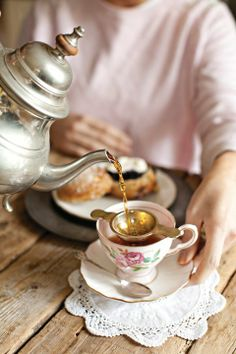 Afternoon Tea - one of the tips from the ICA Women from their Book of Home And Family Reading Time, Afternoon Tea, Tea Cups, Home And Family, Tableware, Tips, Books, Women, Livros