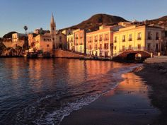 """See 130 photos and 3 tips from 543 visitors to Lipari. """"Lipàra un Greek means fat or fertile. Four Square, Ph, Islands, Greek, Mansions, House Styles, Manor Houses, Villas, Mansion"""