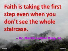 Faith is.....