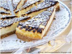 Rețetă Cheesecake cu ciocolata, de Dulceata_de_trandafiri - Petitchef