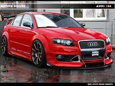 Audi : Audi RS4 - Cars