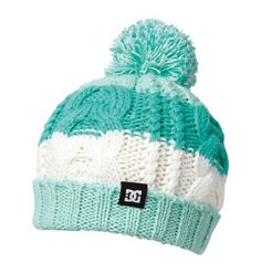 Womens Snowboard Shop - DC Shoes This would totally match my coat. Cold Weather Gear, Fall Weather, Winter Love, Autumn Winter Fashion, Winter Gear, Winter Hats, Snowboard Shop, Snowboarding Gear, Winter Activities