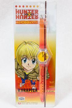 HUNTER×HUNTER クラピカ 腕時計