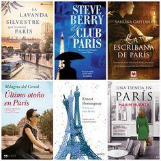 Libros que tienen en el título a Paris siempre son sugerentes. Labores y demás
