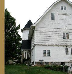 Madison Wisconsin Dairy Barn