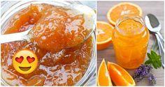"""Como fazer umageleia de laranja """"vapt-vupt"""""""