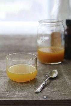 Kick-Ass Throat Syrup / HOMEGROWN KITCHEN