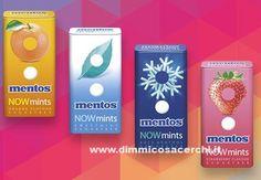 Concorso Mentos, vinci forniture di caramelle - DimmiCosaCerchi.it