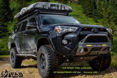 Toyota Trd Pro, Toyota 4runner Trd, Toyota Tacoma, 2014 Fj Cruiser, 4runner Accessories, Toyota Girl, 4x4 Camper Van, Press Brake, Winch Bumpers