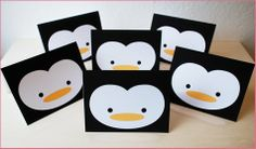 Circle The Date Events, LLC: Penguin Themed Birthday Party