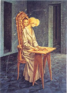 Painting by Remedios Varo