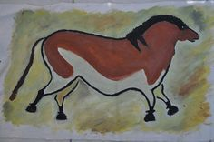 Ancient Craft - Projects (Cave Art) - DIY stone age paints