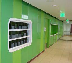 ABET Interior Wall System