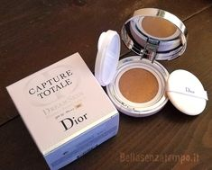 Dreamskin Perfect Skin Cushion Capture Totale di Christian Dior