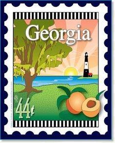 Georgia State - A Mini-Panel created by Debral Gabel