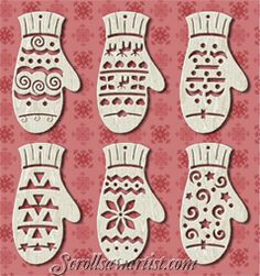 Scroll Saw Patterns :: Holidays :: Christmas -