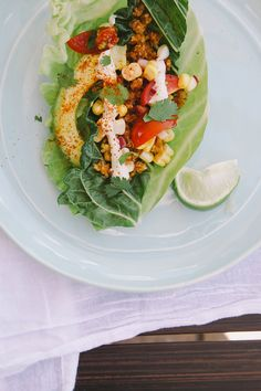 raw + vegan taco vibes » The First Mess /