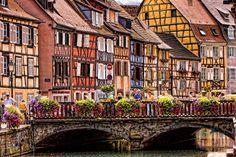 Strasburg, France  http://www.tripadvisor.com/Tourism-g187075-Strasbourg_Bas_Rhin_Alsace-Vacations.html