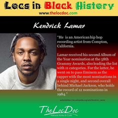 "These locs belong to @kendricklamar .  We salute you Kendrick Lamar ! Thank you for your contribution. ""We gonna be alright!"" We can help your locs historic. Check out our services and products at the link above.  #nubian #melanin#blackhistorymonth #MelaninGoals#MenWithLocs #blacklivesmatter #blackhistory #LocNationTheMovement#starterlocs #naturalhair #reggae#womenwithlocs #Locs #locjourney#locstyles #naturalstyles #travelingstylist#naturalhairstyles #loctician #locstyles#teamnatural…"