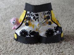No pattern but good tut - Free Brownie-Goose Summer Sailors Pocket Tutorial — Pattern Revolution