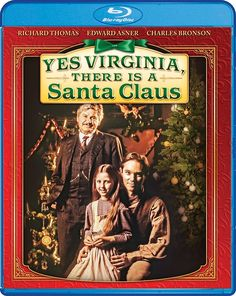 YES VIRGINIA, THERE IS A SANTA CLAUS BLU-RAY (SHOUT FACTORY)