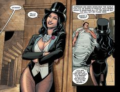 Injustice: Gods Among Us. Zatanna and Bruce Wayne (Batman) Zatanna Cosplay, Arte Dc Comics, Zatanna Dc Comics, Batgirl, Catwoman, Black Canary, Alex Ross, Barbara Gordon, Dc Comics