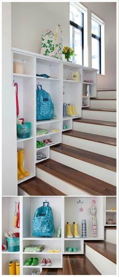 Great space saving idea