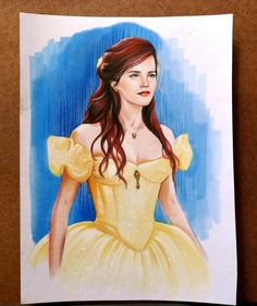 Emma Watson ☺❤ has been cast as the lead in Disney's ❤ #BeautyandtheBeast ❤movie, just can't wait to see #EmmaWatson as Belle