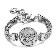 Bracelet For Sister - Sisters Bracelet - Gifts For Sister - Jewelry For Sister - Sisters