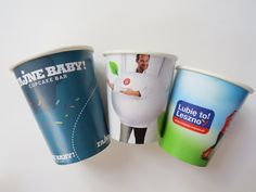 kubki papierowe reklamowe l www.BlueBrand.pl
