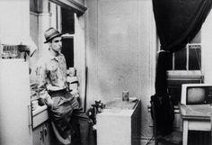 ARTHOUSE MASTERPIECE: NO WAVE NOSTALGIA: John Lurie in Jim Jarmusch's Stranger Than Paradise.