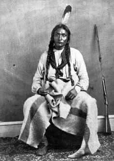Beaver Hunter - Ojibwa - no date