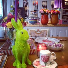 bycamelia's photo on Instagram Good Morning Coffee, Coffee Time, Life Is Good, Easter, The Incredibles, Instagram Posts, Rabbit, Women's Fashion, Interiors