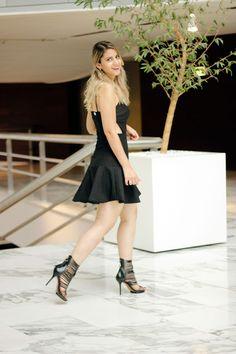 Look do Dia: Vestido Cut Out Lez a Lez – Larissa Ruston | Blog de Moda, Beleza…