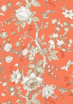 New Wallpaper Introductions: Thibaut Enchantment Collection | The English Room