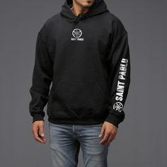Black Saint Pablo Tour hoodie