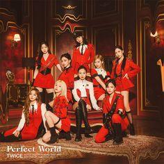 TWICE Exudes Soft Charisma in New Japanese Album Jacket