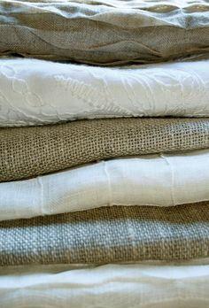 Linen Archives, Unique Fabrics Selection