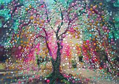 The Creation Tree  Create Your Reality by EnergyArtistJulia, $48.00