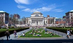 Columbia University | ... enrolled for the engineering program at the Columbia University