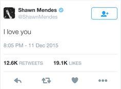 awe Shawn.. Camila loves you too ♡