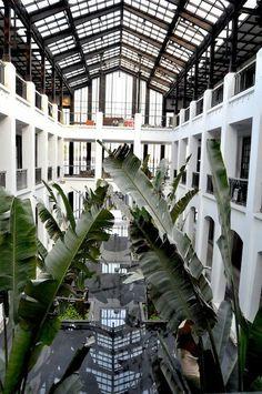 The beautiful Siam Hotel in Bangkok – # Beautiful – Modern Hotel Bedroom Design, Design Hotel, Hotel Design Architecture, House Design, Patio Interior, Luxury Interior, Interior Design, Hotels In Bangkok, Landscaping