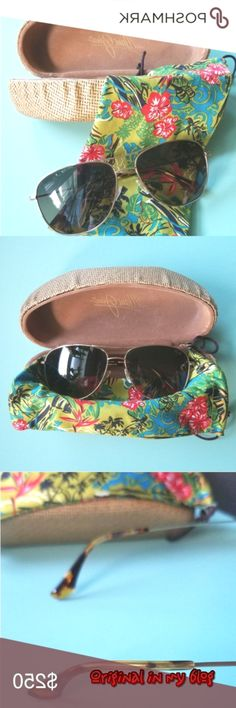 7dbf05077e6e3 Women Sunglasses 2019 SUMMER - Maui Jim Cliff House Aviator Sunglasses  Polarized Maui Jim A.
